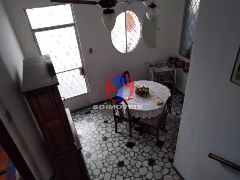 SALA1 - Casa de Vila 3 quartos à venda Tijuca, Rio de Janeiro - R$ 750.000 - TJCV30082 - 5