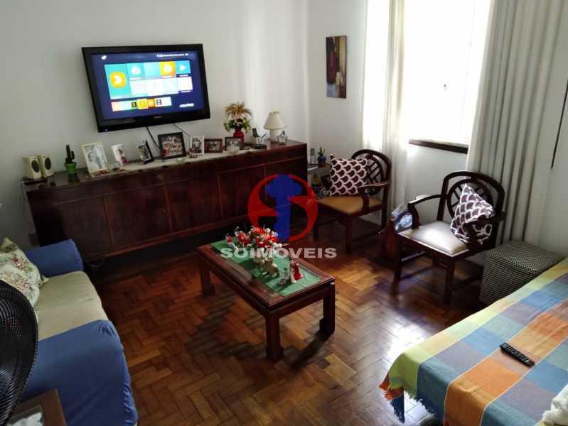 SALA2 - Casa de Vila 3 quartos à venda Tijuca, Rio de Janeiro - R$ 750.000 - TJCV30082 - 9