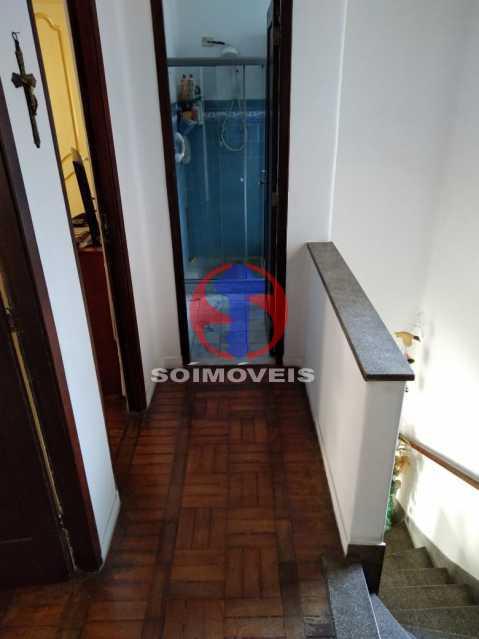 CIRCULAÇÃO - Casa de Vila 3 quartos à venda Tijuca, Rio de Janeiro - R$ 750.000 - TJCV30082 - 18