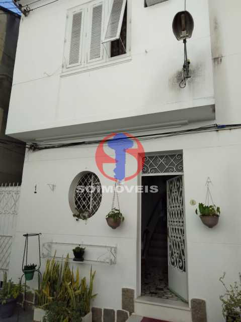 FACHADA - Casa de Vila 3 quartos à venda Tijuca, Rio de Janeiro - R$ 750.000 - TJCV30082 - 1
