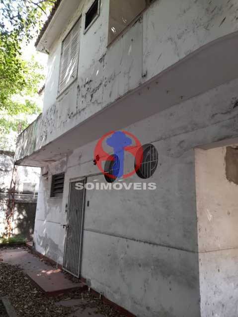 FACHADA - Casa 5 quartos à venda Tijuca, Rio de Janeiro - R$ 750.000 - TJCA50021 - 1
