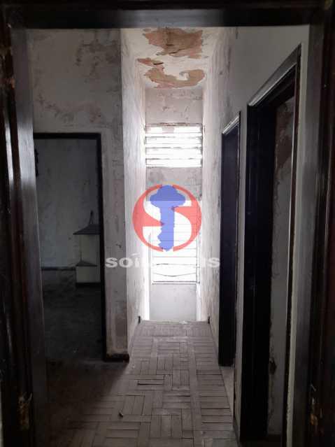 HALL - Casa 5 quartos à venda Tijuca, Rio de Janeiro - R$ 750.000 - TJCA50021 - 7