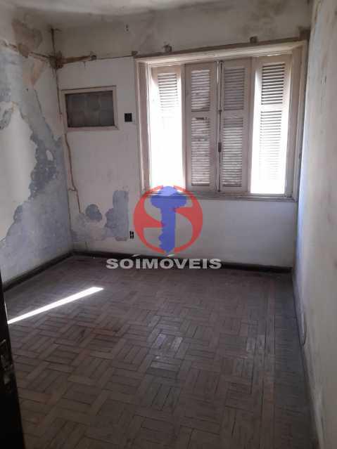 QUARTO - Casa 5 quartos à venda Tijuca, Rio de Janeiro - R$ 750.000 - TJCA50021 - 14