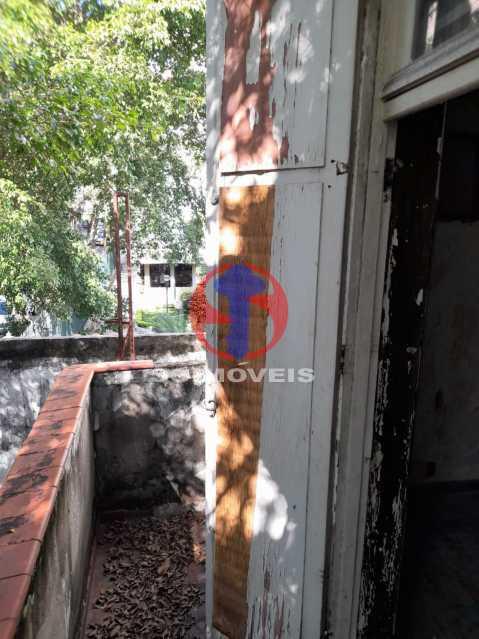 VARANDA - Casa 5 quartos à venda Tijuca, Rio de Janeiro - R$ 750.000 - TJCA50021 - 19