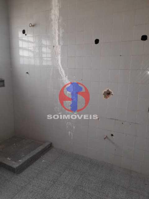 BANHEIRO - Casa 5 quartos à venda Tijuca, Rio de Janeiro - R$ 750.000 - TJCA50021 - 20