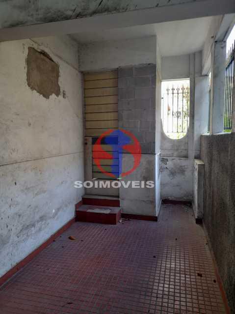 GARAGEM - Casa 5 quartos à venda Tijuca, Rio de Janeiro - R$ 750.000 - TJCA50021 - 29