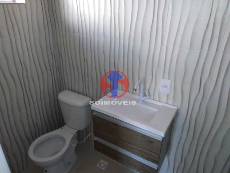 Wc Suíte - Casa de Vila 3 quartos à venda Benfica, Rio de Janeiro - R$ 290.000 - TJCV30083 - 20