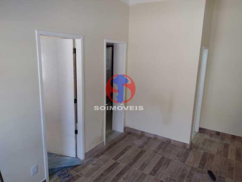 Sala - Casa de Vila 3 quartos à venda Benfica, Rio de Janeiro - R$ 290.000 - TJCV30083 - 1