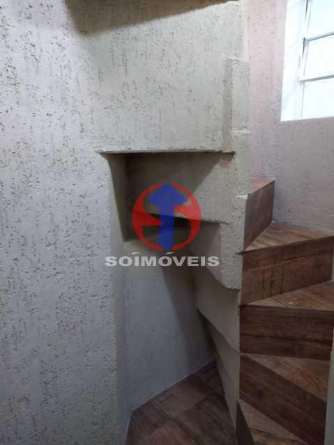 Escada - Casa de Vila 3 quartos à venda Benfica, Rio de Janeiro - R$ 290.000 - TJCV30083 - 9