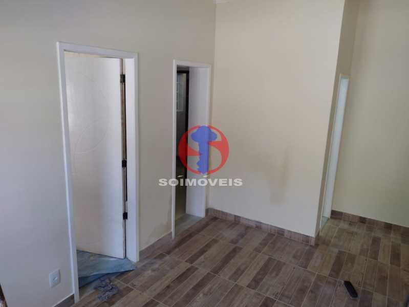 Sala - Casa de Vila 3 quartos à venda Benfica, Rio de Janeiro - R$ 290.000 - TJCV30083 - 3
