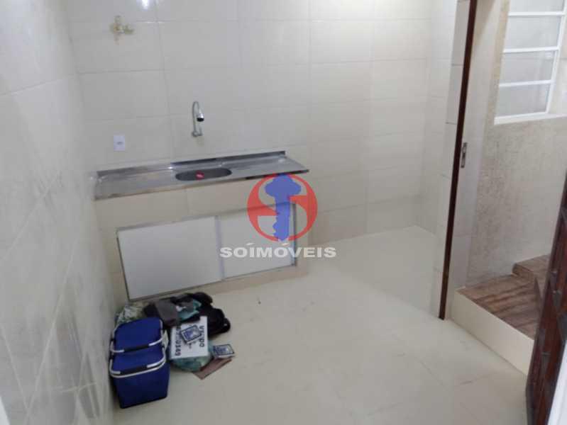 Cozinha - Casa de Vila 3 quartos à venda Benfica, Rio de Janeiro - R$ 290.000 - TJCV30083 - 5