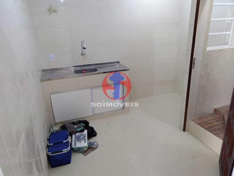 Cozinha - Casa de Vila 3 quartos à venda Benfica, Rio de Janeiro - R$ 290.000 - TJCV30083 - 6