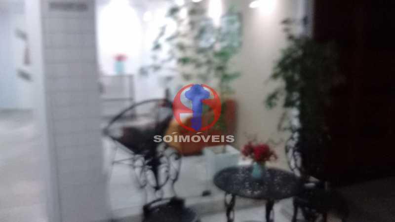 entrada - Apartamento 1 quarto à venda Tijuca, Rio de Janeiro - R$ 260.000 - TJAP10337 - 1