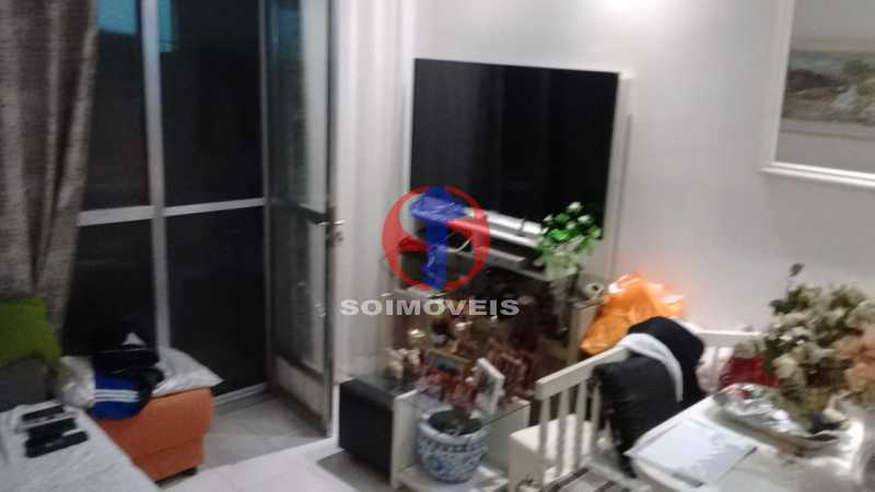 sala - Apartamento 1 quarto à venda Tijuca, Rio de Janeiro - R$ 260.000 - TJAP10337 - 5
