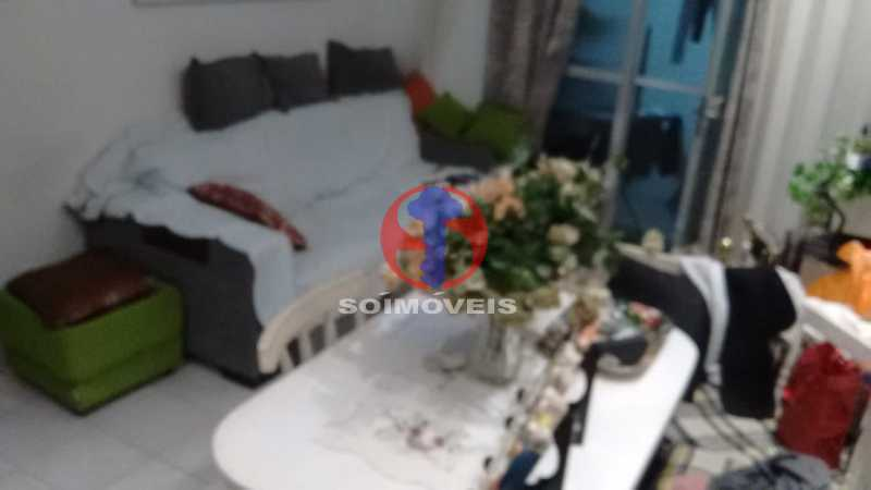 sala - Apartamento 1 quarto à venda Tijuca, Rio de Janeiro - R$ 260.000 - TJAP10337 - 14