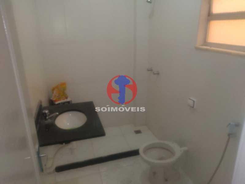 WC - Apartamento 1 quarto à venda São Cristóvão, Rio de Janeiro - R$ 180.000 - TJAP10339 - 14