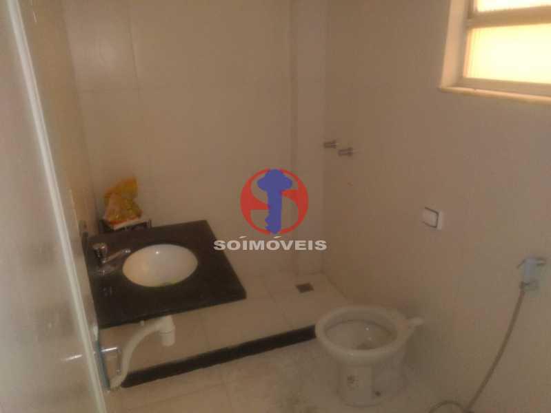 WC - Apartamento 1 quarto à venda São Cristóvão, Rio de Janeiro - R$ 180.000 - TJAP10339 - 18