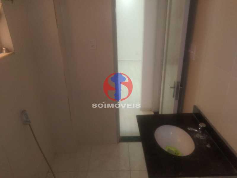 WC - Apartamento 1 quarto à venda São Cristóvão, Rio de Janeiro - R$ 180.000 - TJAP10339 - 16
