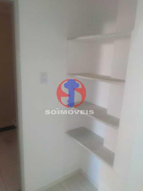 CIRC - Apartamento 1 quarto à venda São Cristóvão, Rio de Janeiro - R$ 180.000 - TJAP10339 - 13