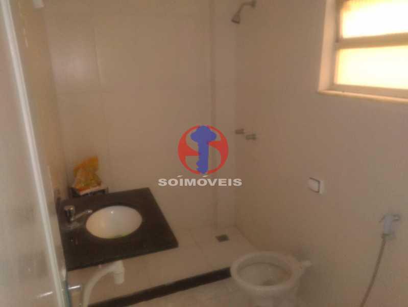 WC - Apartamento 1 quarto à venda São Cristóvão, Rio de Janeiro - R$ 180.000 - TJAP10339 - 15