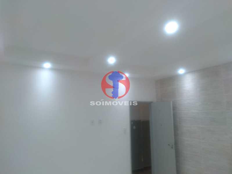 SALA - Apartamento 1 quarto à venda São Cristóvão, Rio de Janeiro - R$ 180.000 - TJAP10339 - 1