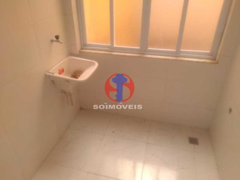 ÁREA - Apartamento 1 quarto à venda São Cristóvão, Rio de Janeiro - R$ 180.000 - TJAP10339 - 25
