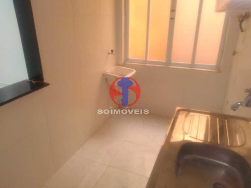 COZ/ÁREA - Apartamento 1 quarto à venda São Cristóvão, Rio de Janeiro - R$ 180.000 - TJAP10339 - 24