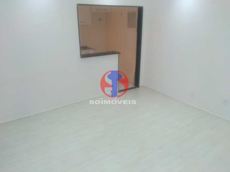 SALA - Apartamento 1 quarto à venda São Cristóvão, Rio de Janeiro - R$ 180.000 - TJAP10339 - 5