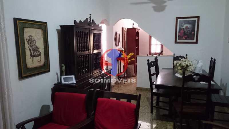 Sala de Estar - Casa de Vila 3 quartos à venda Vila Isabel, Rio de Janeiro - R$ 620.000 - TJCV30084 - 17