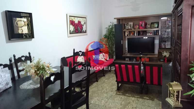 Sala de estar - Casa de Vila 3 quartos à venda Vila Isabel, Rio de Janeiro - R$ 620.000 - TJCV30084 - 18