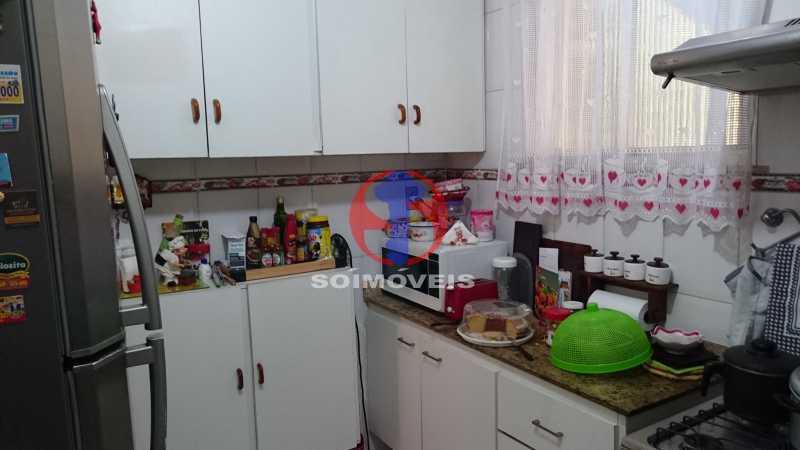 Cozinha - Casa de Vila 3 quartos à venda Vila Isabel, Rio de Janeiro - R$ 620.000 - TJCV30084 - 20