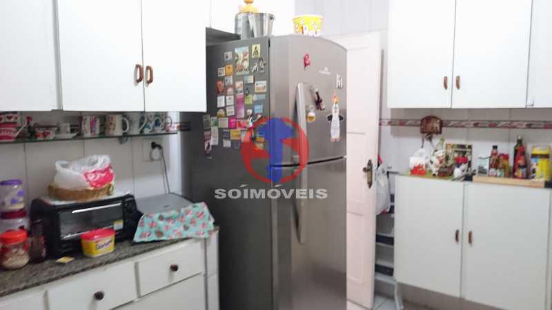 Cozinha - Casa de Vila 3 quartos à venda Vila Isabel, Rio de Janeiro - R$ 620.000 - TJCV30084 - 21