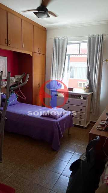 Quarto 1ºar - Casa de Vila 3 quartos à venda Vila Isabel, Rio de Janeiro - R$ 620.000 - TJCV30084 - 19
