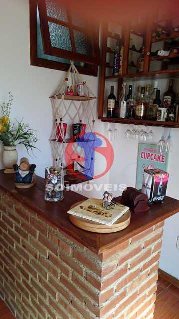 Barzinho 2ªar - Casa de Vila 3 quartos à venda Vila Isabel, Rio de Janeiro - R$ 620.000 - TJCV30084 - 7