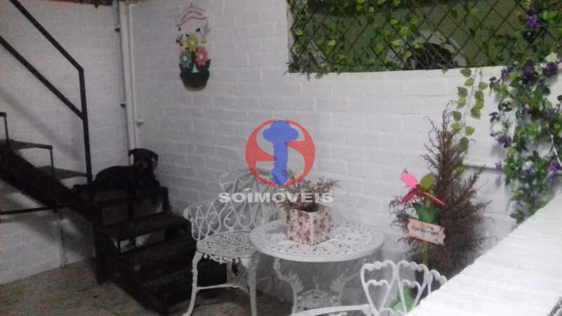 Varanda dos fundos nova 2 - Casa de Vila 3 quartos à venda Vila Isabel, Rio de Janeiro - R$ 620.000 - TJCV30084 - 13