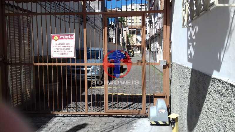 Entrada da Vila - Casa de Vila 3 quartos à venda Vila Isabel, Rio de Janeiro - R$ 620.000 - TJCV30084 - 22
