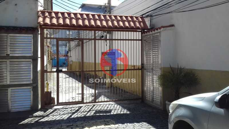 Saida da Vila - Casa de Vila 3 quartos à venda Vila Isabel, Rio de Janeiro - R$ 620.000 - TJCV30084 - 23