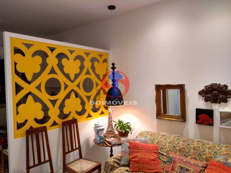 SALA - Kitnet/Conjugado 24m² à venda Tijuca, Rio de Janeiro - R$ 260.000 - TJKI10046 - 6