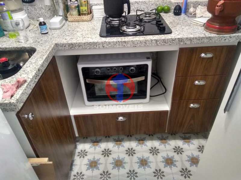 COZ. - Kitnet/Conjugado 24m² à venda Tijuca, Rio de Janeiro - R$ 260.000 - TJKI10046 - 23