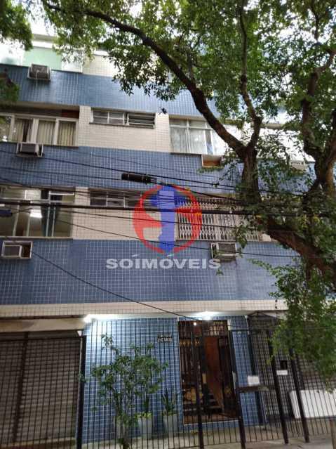 FACHADA - Kitnet/Conjugado 24m² à venda Tijuca, Rio de Janeiro - R$ 260.000 - TJKI10046 - 1