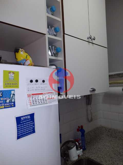 COZ. - Kitnet/Conjugado 24m² à venda Tijuca, Rio de Janeiro - R$ 260.000 - TJKI10046 - 25
