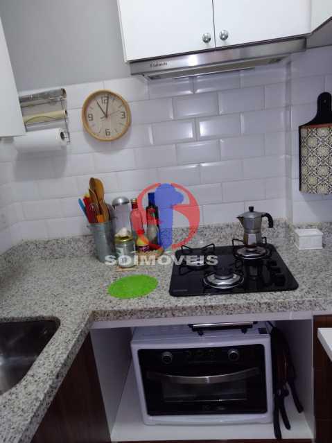 COZ. - Kitnet/Conjugado 24m² à venda Tijuca, Rio de Janeiro - R$ 260.000 - TJKI10046 - 27