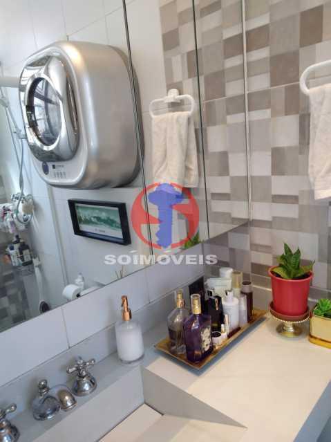 WC - Kitnet/Conjugado 24m² à venda Tijuca, Rio de Janeiro - R$ 260.000 - TJKI10046 - 20