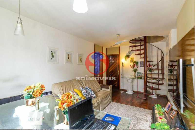 imagem1 - Cobertura 3 quartos à venda Engenho Novo, Rio de Janeiro - R$ 420.000 - TJCO30058 - 1