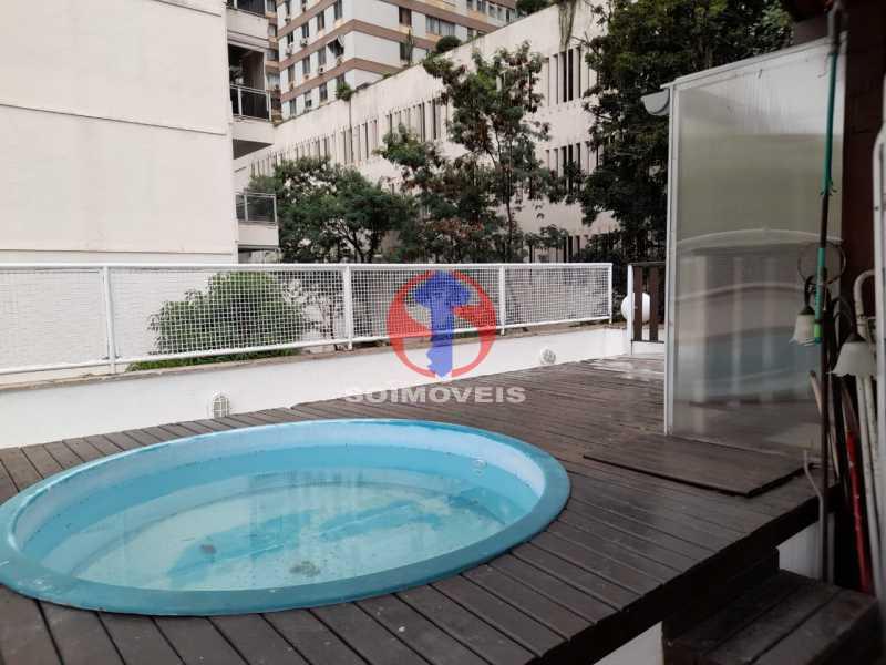 PISCINA - Cobertura 2 quartos à venda Copacabana, Rio de Janeiro - R$ 1.500.000 - TJCO20032 - 1