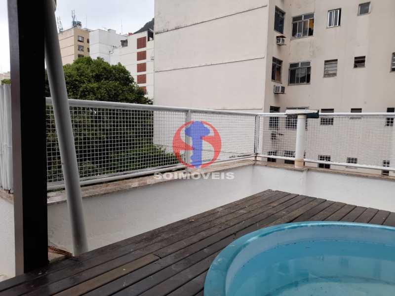 DEVASADO - Cobertura 2 quartos à venda Copacabana, Rio de Janeiro - R$ 1.500.000 - TJCO20032 - 5