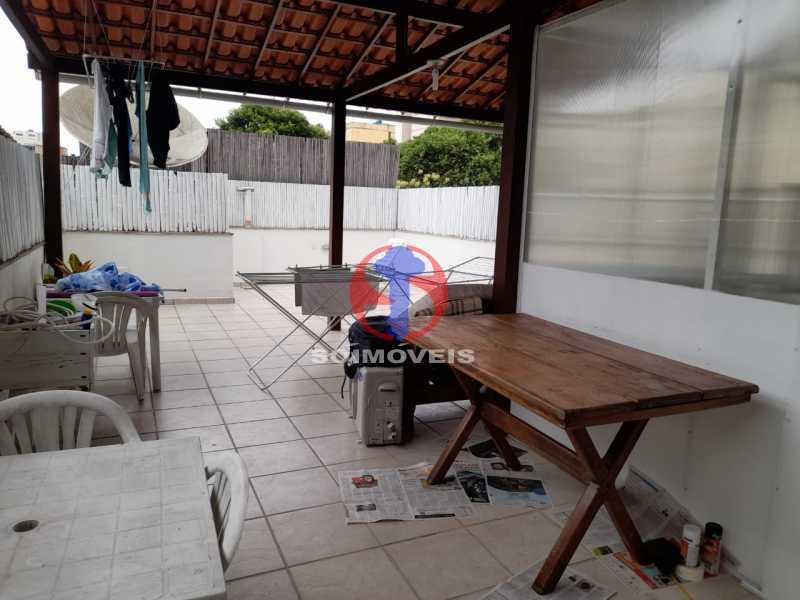 ÁREA GORMET - Cobertura 2 quartos à venda Copacabana, Rio de Janeiro - R$ 1.500.000 - TJCO20032 - 6