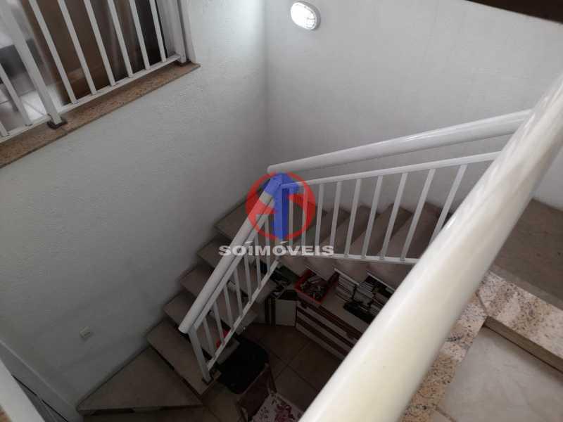 ESCADA INTERNA - Cobertura 2 quartos à venda Copacabana, Rio de Janeiro - R$ 1.500.000 - TJCO20032 - 8