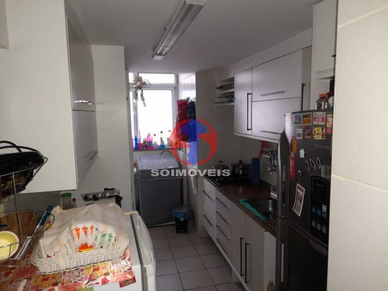 COZINHA - Cobertura 2 quartos à venda Copacabana, Rio de Janeiro - R$ 1.500.000 - TJCO20032 - 11