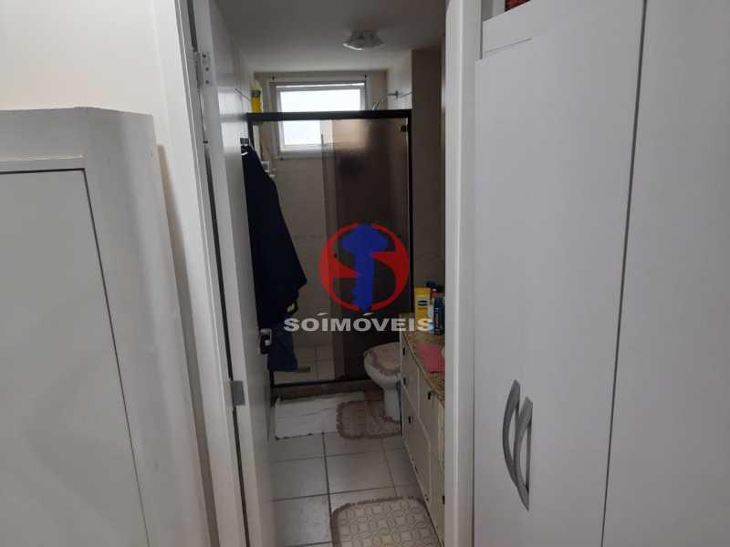 BANHEIRO SUITE - Cobertura 2 quartos à venda Copacabana, Rio de Janeiro - R$ 1.500.000 - TJCO20032 - 12
